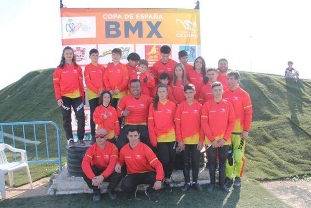 Chiara Muñoz arranca la temporada de BMX en El Campello como líder de la Copa de España - 3, Foto 3
