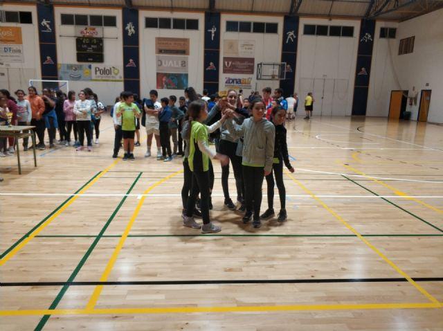 Ginés Díaz y Ricardo Codorníu se alzan con la victoria del baloncesto alevín escolar - 3, Foto 3