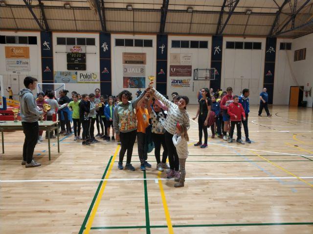 Ginés Díaz y Ricardo Codorníu se alzan con la victoria del baloncesto alevín escolar - 4, Foto 4