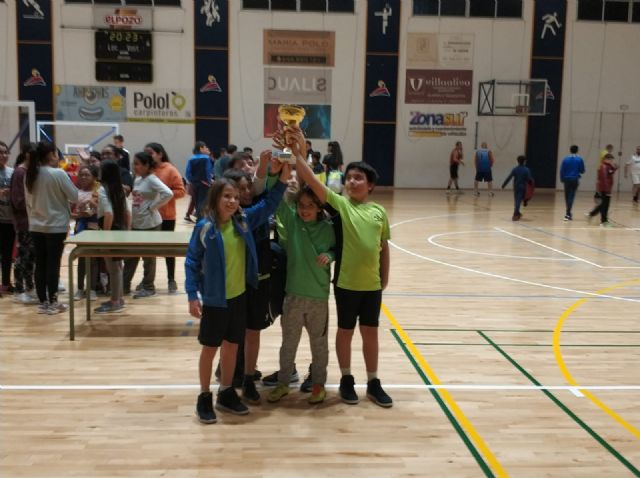 Ginés Díaz y Ricardo Codorníu se alzan con la victoria del baloncesto alevín escolar, Foto 8
