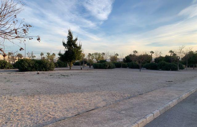 Una zona verde del polígono industrial San Jorge albergará 12 pistas de petanca - 1, Foto 1