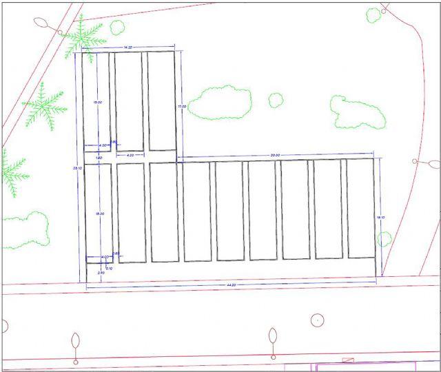 Una zona verde del polígono industrial San Jorge albergará 12 pistas de petanca - 2, Foto 2