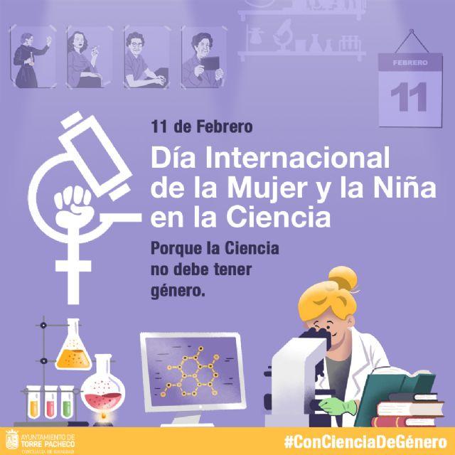 Porque la ciencia no debe tener género - 1, Foto 1