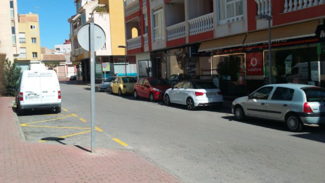 The PP requires the Councillor for Services to solve the problems in the street lighting in the area of the Gate, Foto 4