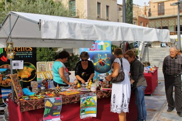 "The activity ""Solidarity Square"" will be held on April 17 in the Plaza de la Balsa Vieja - 2"