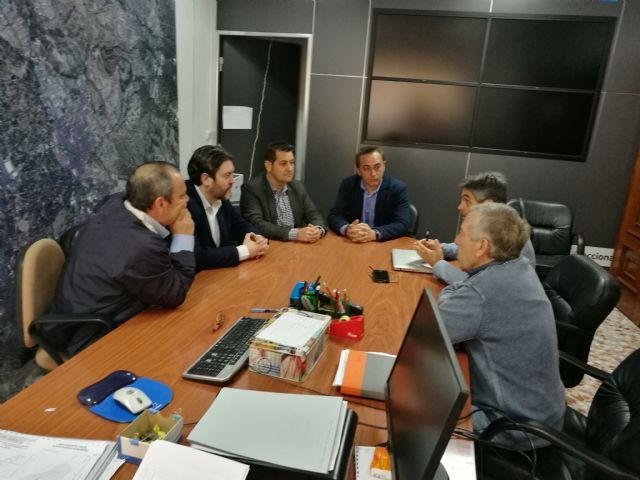 Ciudadanos exige la conclusión de las obras del Plan de Modernización de Regadíos del Heredamiento de Molina de Segura - 1, Foto 1
