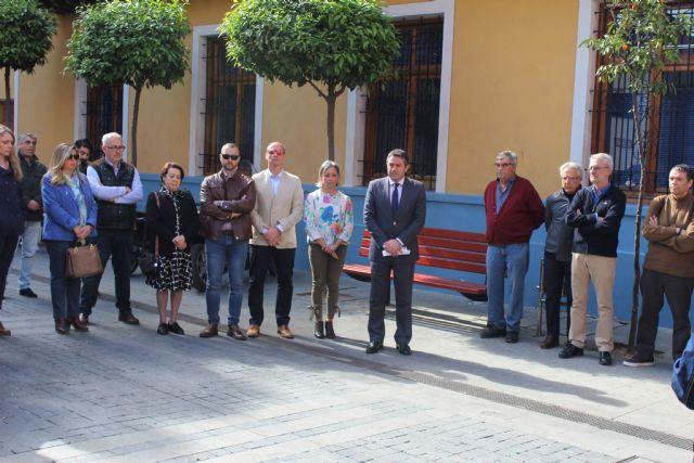 Alcantarilla rindió un recuerdo a las Víctimas del Terrorismo en el quince aniversario del Día Europeo - 1, Foto 1