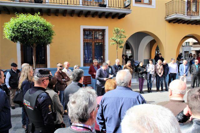 Alcantarilla rindió un recuerdo a las Víctimas del Terrorismo en el quince aniversario del Día Europeo - 2, Foto 2
