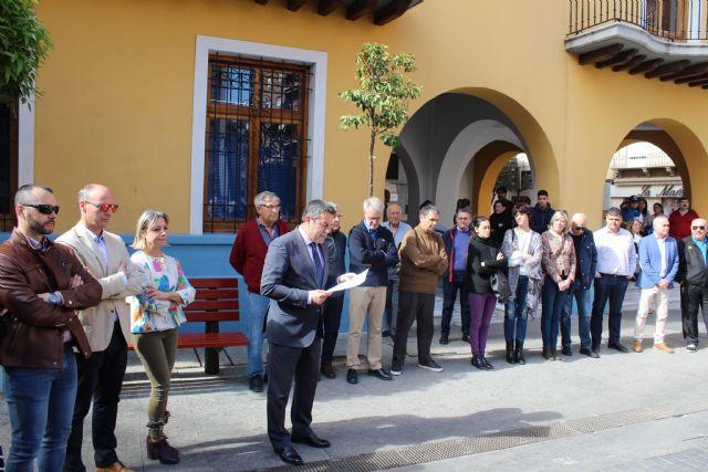 Alcantarilla rindió un recuerdo a las Víctimas del Terrorismo en el quince aniversario del Día Europeo - 3, Foto 3