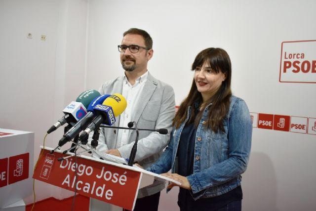 El PSOE apuesta decididamente por Lorca con Marisol Sánchez como número 2 al Congreso de los Diputados - 1, Foto 1