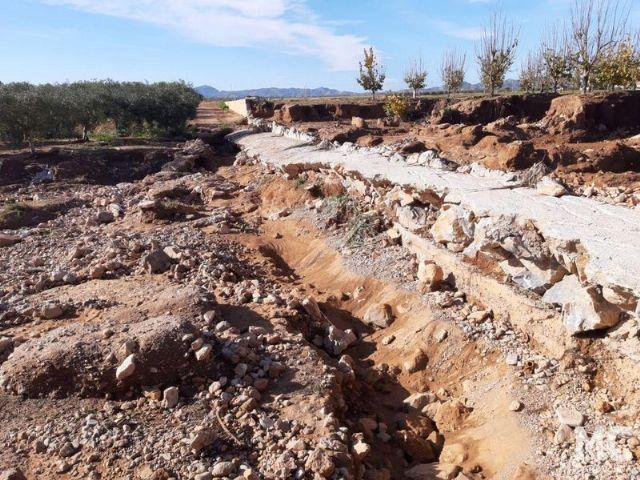 MC Cartagena solicitará que se restituya el cauce original de la Rambla de Miranda en el paraje de La Pedrera - 3, Foto 3