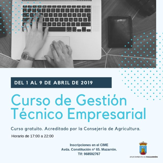 Curso gratuito de gestión técnico empresarial, Foto 1