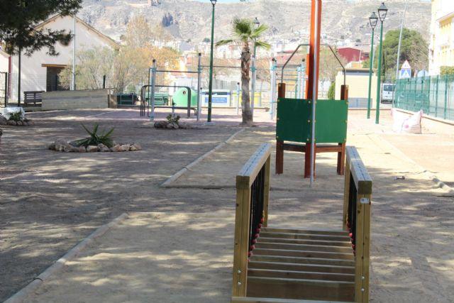 Última fase de transformación del Jardín del Arsenal en parque natural infantil - 1, Foto 1