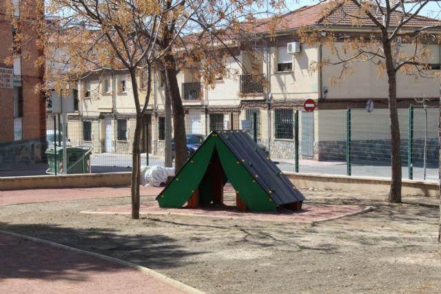 Última fase de transformación del Jardín del Arsenal en parque natural infantil - 3, Foto 3