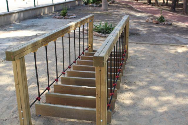 Última fase de transformación del Jardín del Arsenal en parque natural infantil - 4, Foto 4