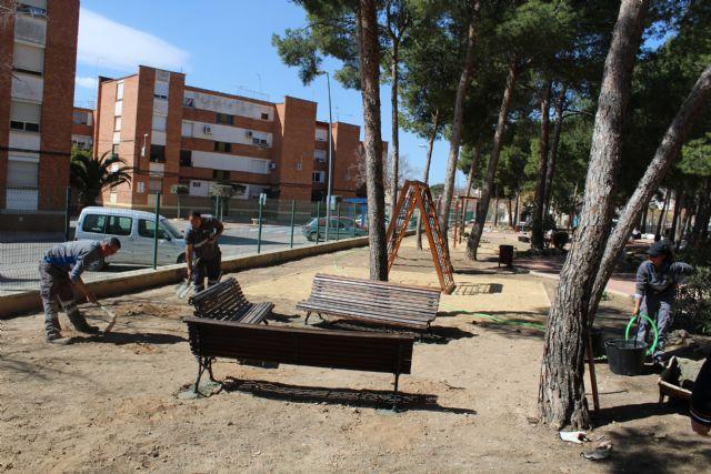 Última fase de transformación del Jardín del Arsenal en parque natural infantil - 5, Foto 5
