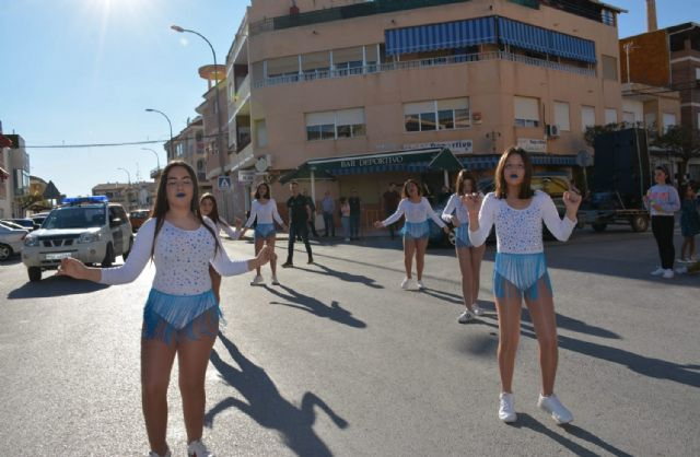 Con Plumas y a lo Loco logra el primer premio del Carnaval de Campos del Río - 2, Foto 2