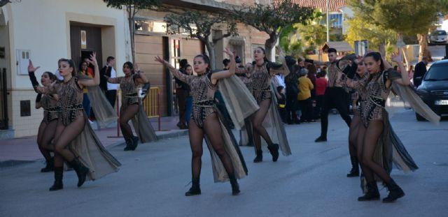Con Plumas y a lo Loco logra el primer premio del Carnaval de Campos del Río - 4, Foto 4