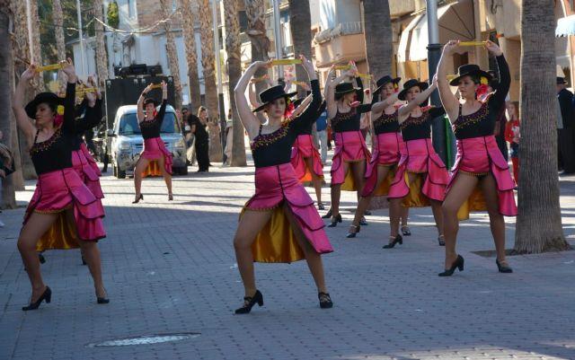 Con Plumas y a lo Loco logra el primer premio del Carnaval de Campos del Río - 5, Foto 5
