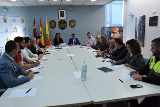 Reunión urgente en Archena para tratar el asunto del coronavirus - 1, Foto 1