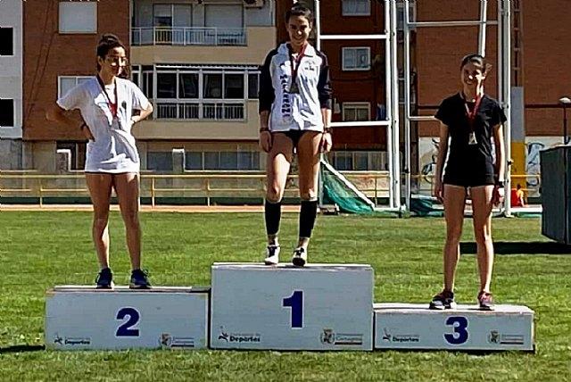 Ana Isabel Navarro, campeona regional sub-16 de invierno en la prueba de 300 ML - 1, Foto 1