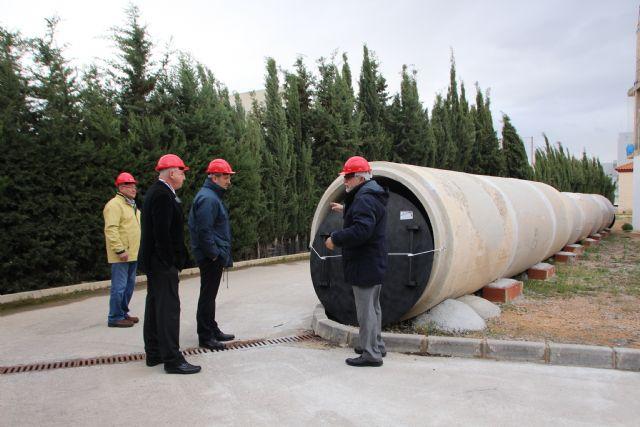 Visita a las instalaciones de la Fundación Laboral de la Construcción, Foto 4