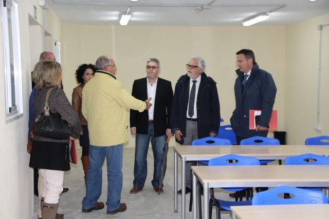 Visita a las instalaciones de la Fundación Laboral de la Construcción, Foto 6