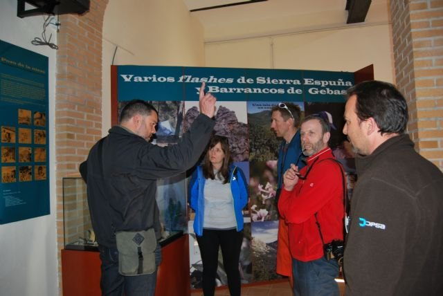 Operadores de turismo de naturaleza de Reino Unido y Noruega visitan Sierra Espuña, Foto 2