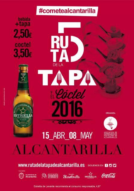 Presentan la 5ª Ruta de la Tapa y el Cóctel de Alcantarilla - 4, Foto 4