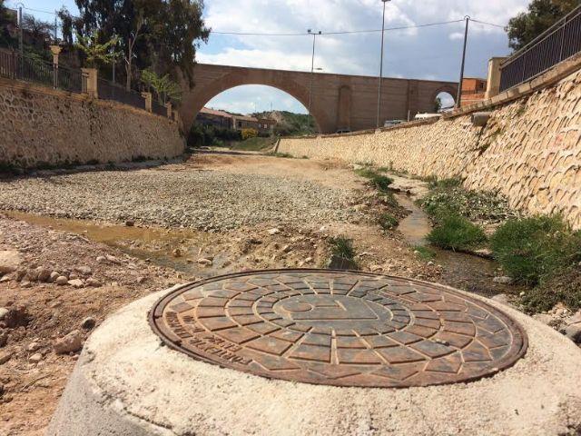 Acometen obras de adecuación del cauce de la rambla de La Santa a su paso por el casco urbano, Foto 4