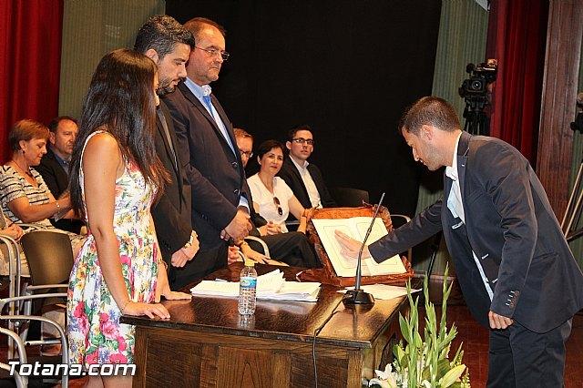 Asensio Soler, concejal de Ciudadanos, renuncia a su acta de concejal en el Ayuntamiento de Totana, Foto 1