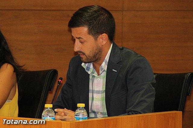 Asensio Soler, concejal de Ciudadanos, renuncia a su acta de concejal en el Ayuntamiento de Totana, Foto 2