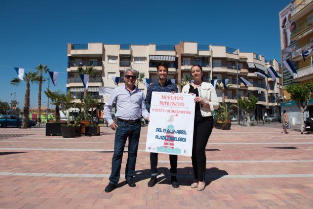 La plaza Toneleros albergará un mercado marinero durante el puente de Semana Santa, Foto 1