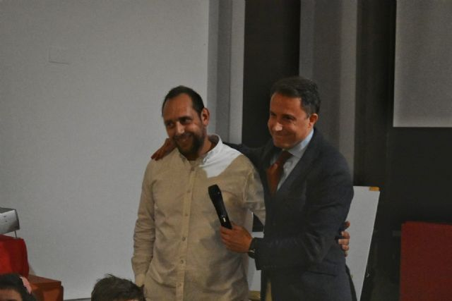 Pedro Mondéjar, maestro del colegio de Campillo, se incorpora a la candidatura del PP lorquino a las próximas elecciones municipales - 2, Foto 2