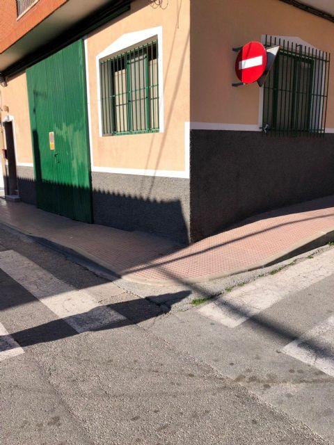 Solicitan una subvención para ejecutar el proyecto de mejora de accesibilidad en el barrio de San Francisco, Foto 7