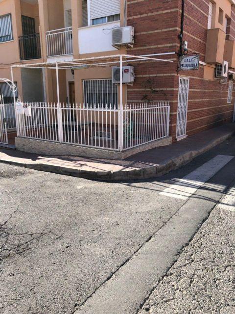 Solicitan una subvención para ejecutar el proyecto de mejora de accesibilidad en el barrio de San Francisco, Foto 9