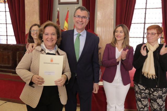 El Ayuntamiento respalda la actividad diaria de más de 12.000 murcianas en cada uno de los 72 Centros de la Mujer - 2, Foto 2