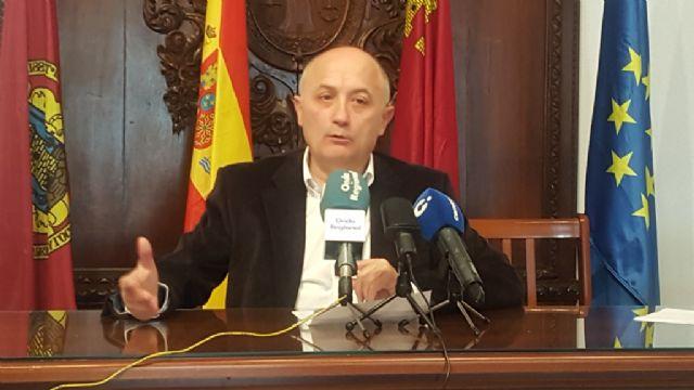 Antonio Meca no asistirá a la tribuna de presidencia en la Semana Santa - 1, Foto 1