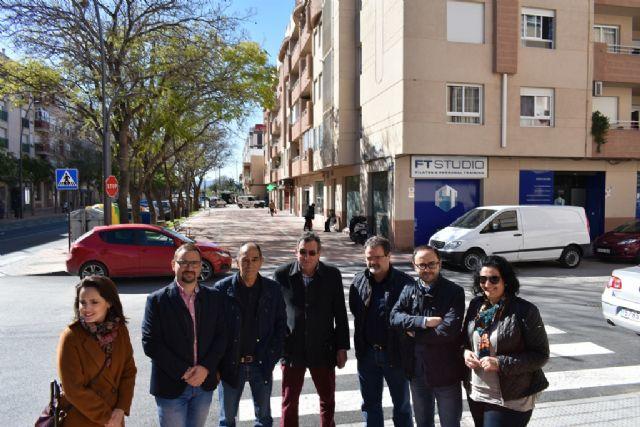 Diego José Mateos propone medidas para solucionar la falta de zonas de aparcamiento en Alameda de Cervantes tras las obras - 1, Foto 1