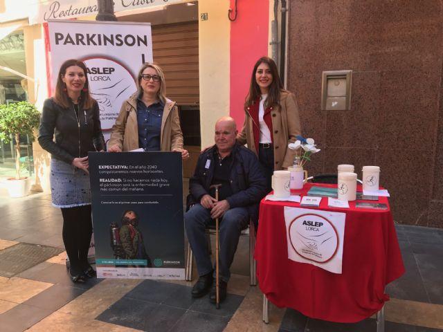ASLEP conmemora el Día Mundial del Párkinson con la realización de actividades de sensibilización para dar conocer esta enfermedad neurodegenerativa - 1, Foto 1
