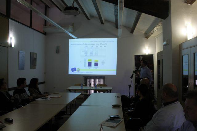 El Proyecto Life SEC ADAPT lucha por mitigar los efectos del Cambio Climático en Bullas - 4, Foto 4