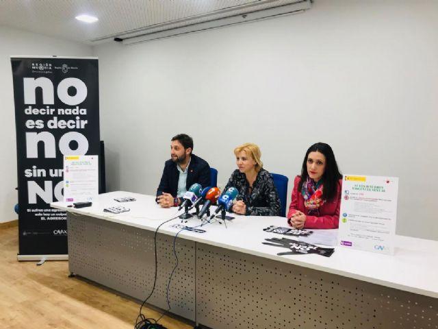 El centro que atiende a víctimas de agresiones sexuales comienza su servicio en la Comarca del Guadalentín, Foto 1