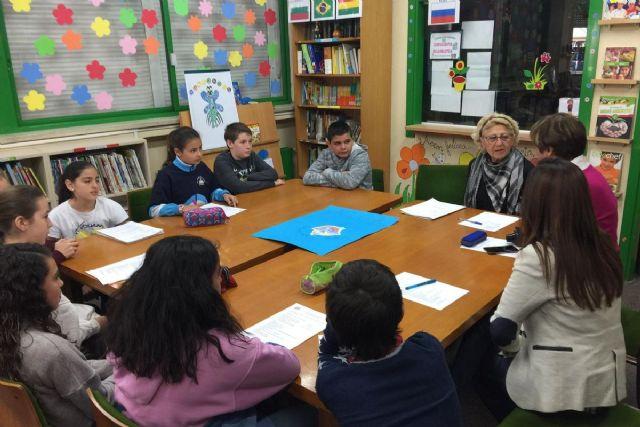 Los alumnos del colegio Virgen del Carmen presentan sus propuestas en los Presupuestos Participativos 2019 - 1, Foto 1
