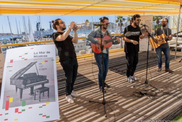 La Mar de Músicas cumple 25 años y lo celebra por todo lo alto con un Especial Portugal - 1, Foto 1