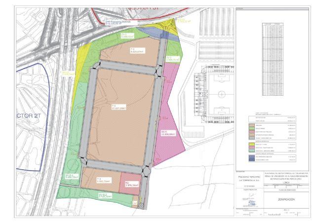 El Ayuntamiento de Lorca aprueba el Avance de un Plan Parcial de Suelo Urbanizable junto al Campo de Fútbol 'Artés Carrasco' en La Torrecilla de 119.053 m² - 1, Foto 1