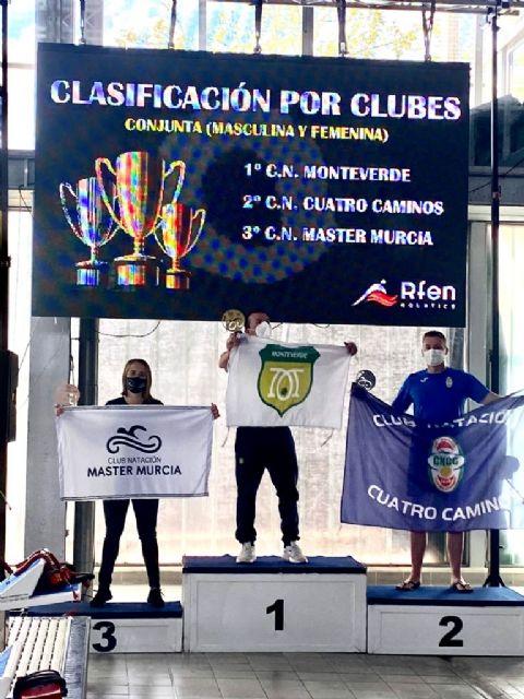 El Club de Natación Master Murcia bronce en el Campeonato Nacional máster de natación - 2, Foto 2