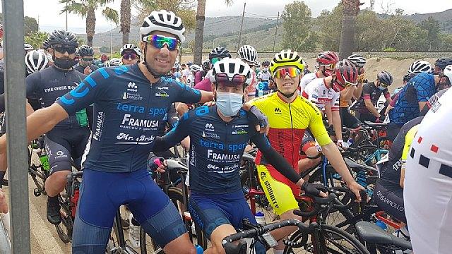 [Corredores de Terra Sport Cycling Team participaron en la XXXI Trofeo Interclub Campo de Cartagena Mar Menor