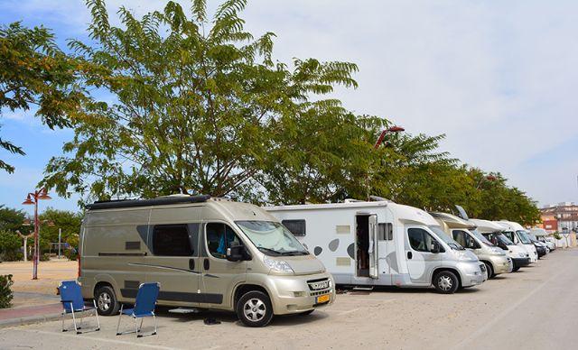 Lorquí es municipio de referencia nacional para el turismo de autocaravanas, Foto 1