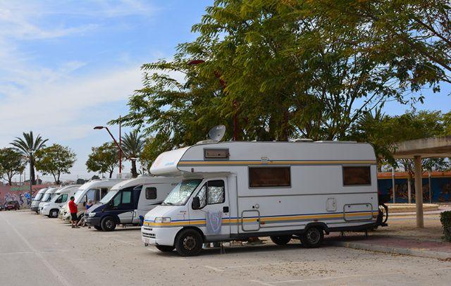 Lorquí es municipio de referencia nacional para el turismo de autocaravanas, Foto 2