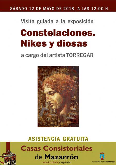 Visita guiada de Torregar a su exposición de Casas Consistoriales, Foto 1